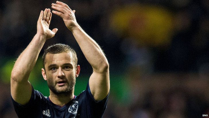 Scotland international Shaun Maloney