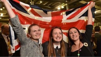 Scottish independence referendum young voters