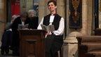 Rev Libby Lane in York Minster