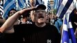 Golden Dawn rally, May 2014