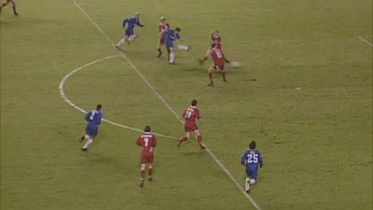 Chelsea vs Liverpool 1997