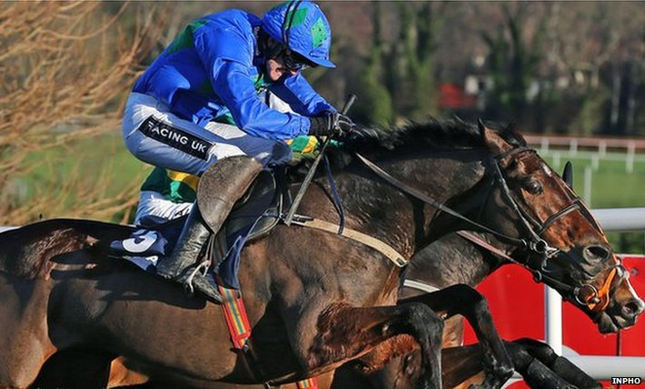Hurricane Fly at Leopardstown