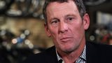 Disgraced cyclist Lance Armstrong