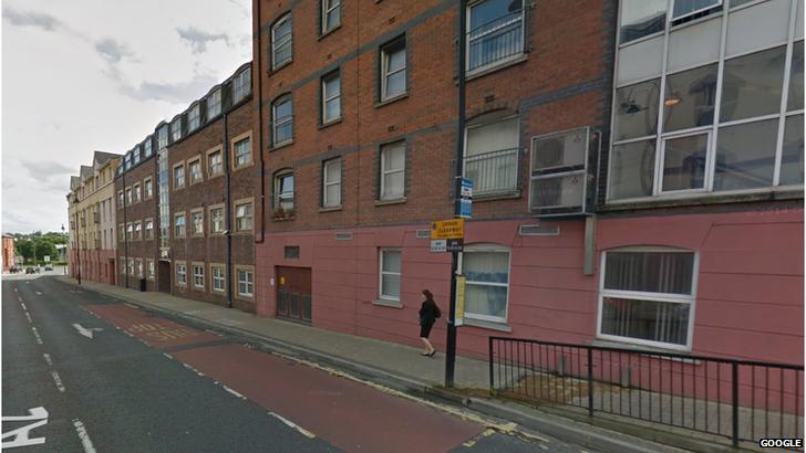 John Street Derry