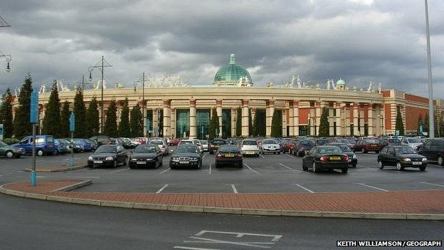 Trafford centre