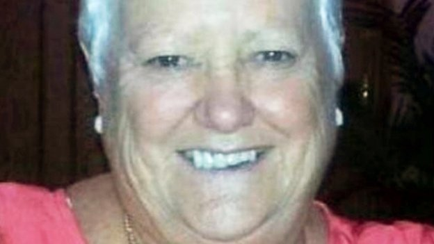 Wilhelmina or Anne Rooney was reported missing last Monday
