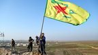 Islamic State 'driven out of Kobane'