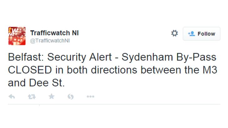 Traffic watch 26 Jan 2015