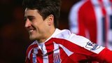 Stoke forward Bojan Krkic