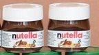 Nutella jars (April 2014)