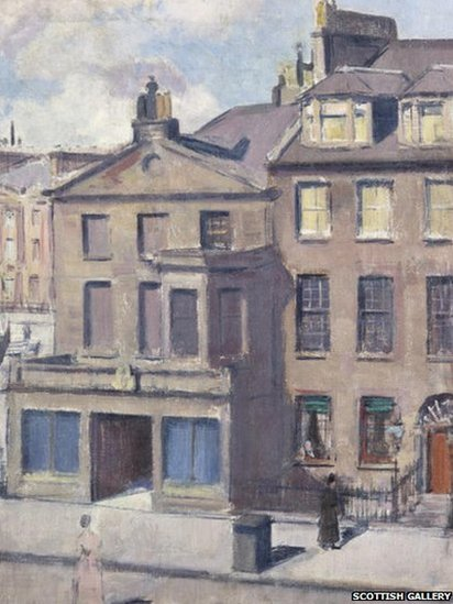 Cadell George St Charlotte Sq
