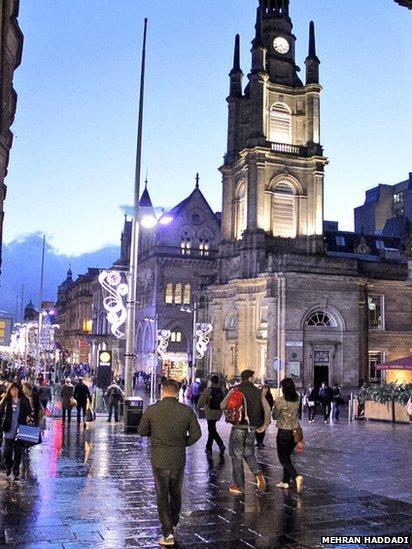 Buchanan St Glasgow