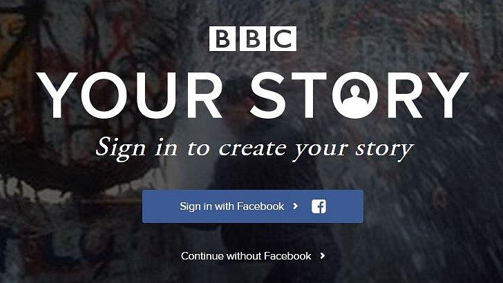 BBC Your Story logo
