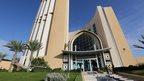 File photo: Corinthia hotel in Tripoli, Libya, 10 October 2013
