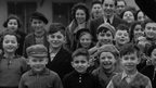 Kindertransport refugees from Germany and Austria at Dovercourt Bay