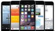 iOS8 screens
