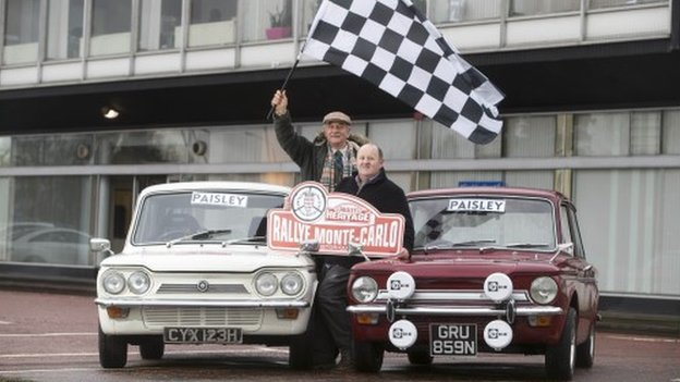 Monte Carlo Classic Rally