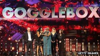 BBC - Newsbeat - Kodaline make a plea to feature on the Gogglebox sofa