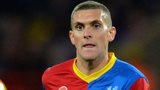 Stuart O'Keefe in action for Crystal Palace