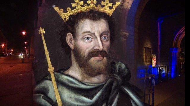 Magna Carta: Lasers help reveal clues behind King John's lost treasure