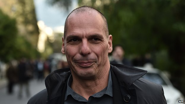 Yanis Varoufakis (27 January 2015)