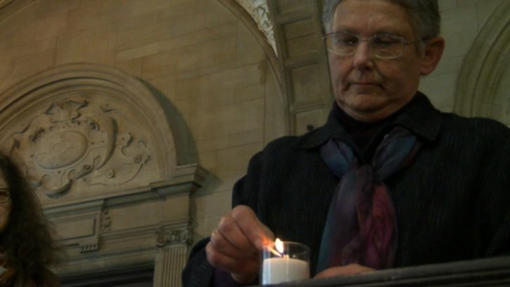 Holocaust Memorial Day in Oxford Town Hall