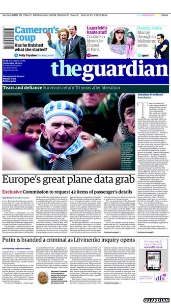 Tomorrow's Guardian
