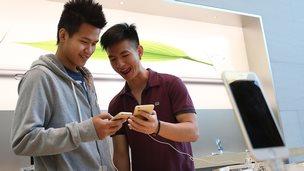 iphone buyers