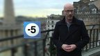 BBC weather presenter Peter Gibbs
