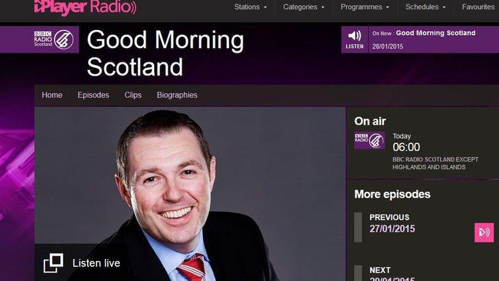 Good Morning Scotland