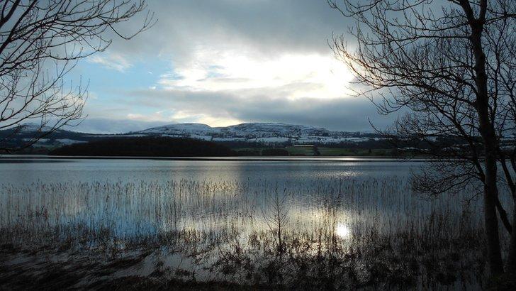Lough Macnean near Belcoo,