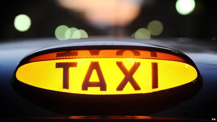 Taxi light