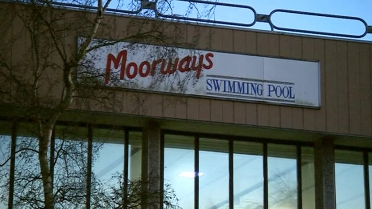 Moorways sign