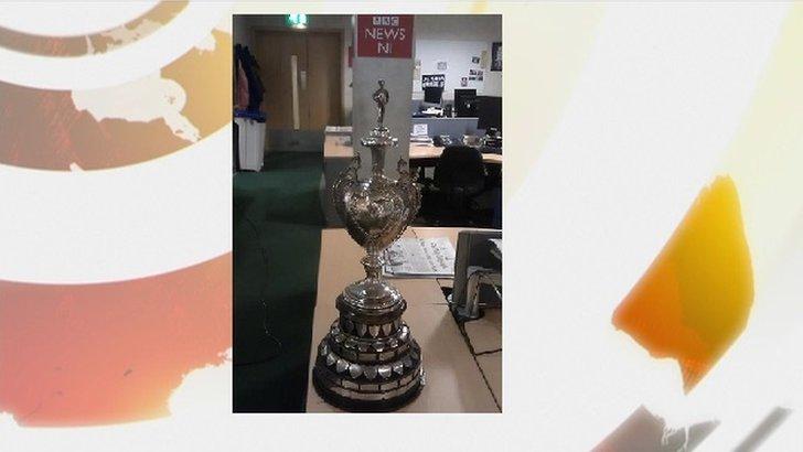 Moyola Park trophy