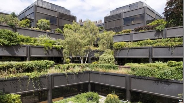 Post War Hampshire Office Buildings Given Listed Status