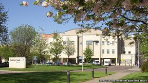 Royal United Hospital, Bath