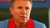Sergey Bubka was world champion from 1983 to 1997