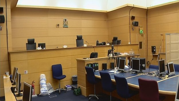 Television coverage of Scottish court proceedings have been allowed on a limited number of occasions