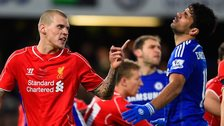 Diego Costa, Chelsea v Liverpool