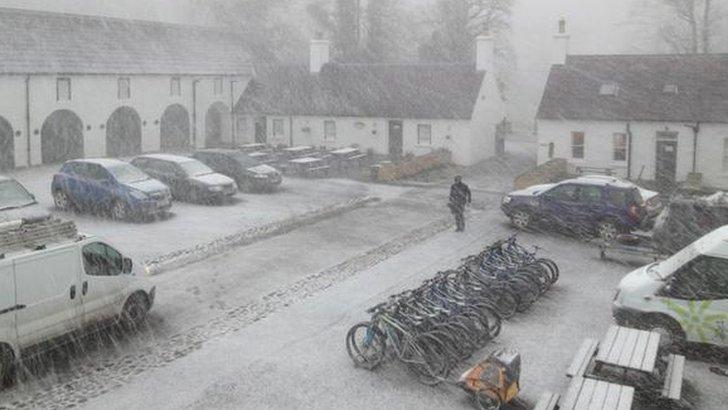 Castlewellan 28 Jan 2015