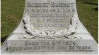 Burnet Grave, Chorley Cemetery