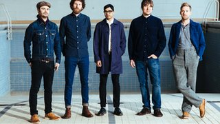 BBC News - Kaiser Chiefs to headline Belladrum festival