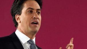 Ed Miliband (stock photo)