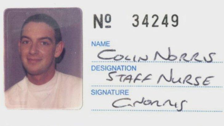 Norris' staff nursing pass