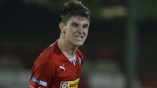 Paddy McNally has joined Warrenpoint Town