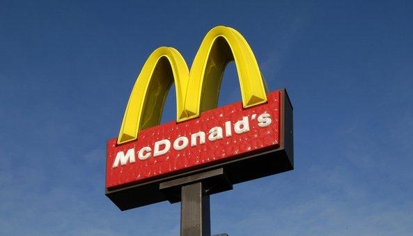 McDonald's boss steps down...