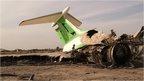 Tripoli Airport devastation