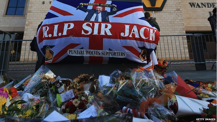 Tributes to Sir Jack Hayward