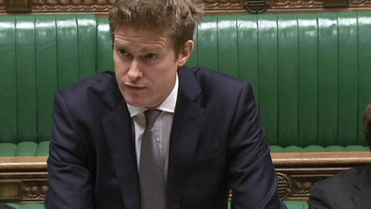 Tristram Hunt in the Commons