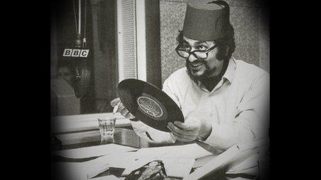 Nadim Swalha, BBC Arabic, 1970
